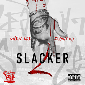 SLACKER 2 CHEW LEE  front cover