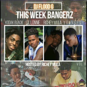 This Week's Bangerz Hosted By Richey Mula DJ Flood G front cover