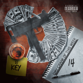 DMV Crank Of This Week #14 & #15 DJ Key front cover