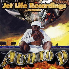 Audio D Jet Life front cover