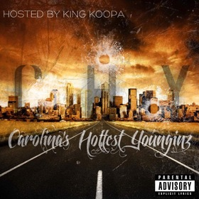 Carolina's Hottest Youngins king koopA front cover