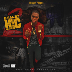 HIC2 B. Bandz front cover