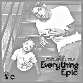 Everything Epic Boogiie Byrd  front cover