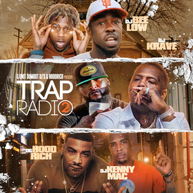 Trap Radio 2 (Spinrilla Edition) DJ Bee Low  front cover