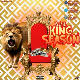 King Season B.L.K. front cover