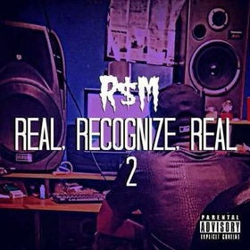 Real, Recognize, Real 2 Rell Sinatra front cover