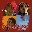 Trap World 25 DJ Cinemax front cover