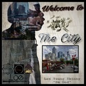 Welcome To The City by Loe Skinny
