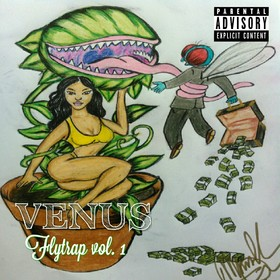 Venus Fly Trap Vol. 1 Venus front cover