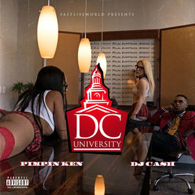 DC University FastLifeDC front cover
