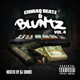 Chiraq Beatz & Bluntz Vol. 4 Uncle Sam front cover