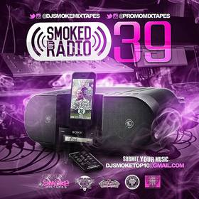 Smoked Out Radio 39 DJ Smoke front cover