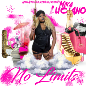 No Limits Mika Luciano front cover