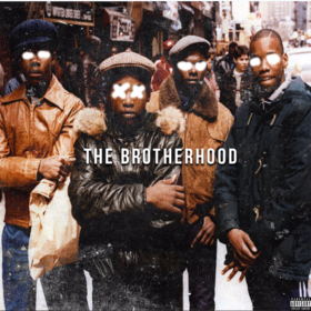 The Brother Hood Lil Ry front cover
