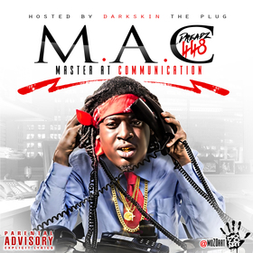 M.A.C - Master At Communication Dreadz 448 front cover