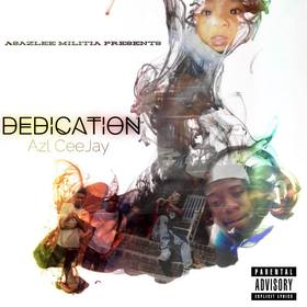 Dedication Azl Ceejay  front cover