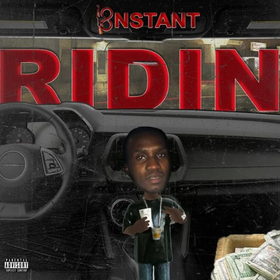 Ridin konstant front cover