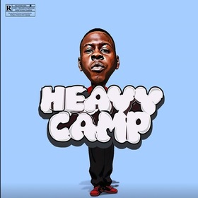 Heavy Camp Blac Youngsta front cover