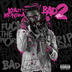 Bad 2 Krazy Montana front cover