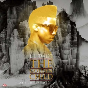 The Golden Child Lil Twist front cover