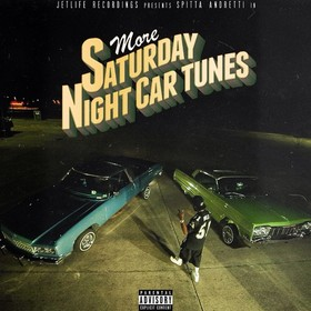 More Saturday Night Car Tunes Curren$y front cover