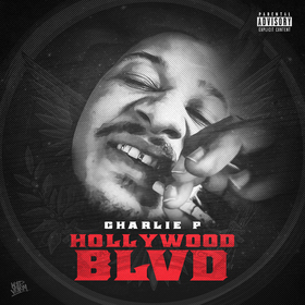 Hollywood Blvd Charlie P front cover