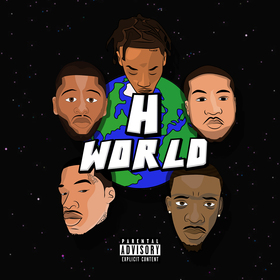 H World H Boyz front cover