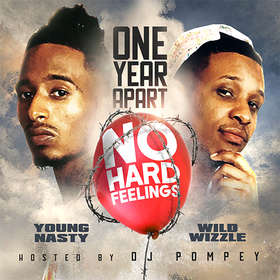 No Hard Feelings One Year Apart front cover