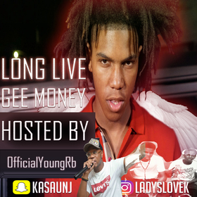 Long Live Gee Money (The Mixtape) OfficialYoungRB front cover