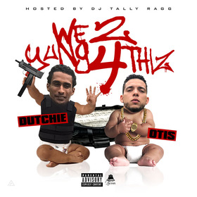 We 2 Yung 4 Thiz DJ Tally Ragg front cover
