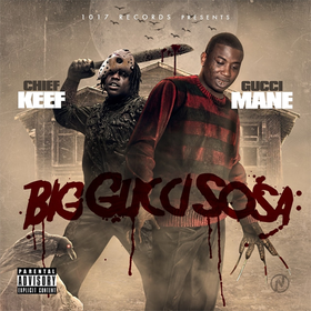 Big Gucci Sosa Chief Keef front cover
