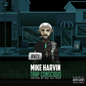 Trap Conscious Mike Harvin front cover