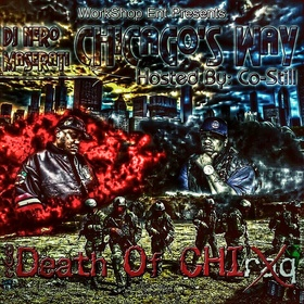 CHICAGO'S WAY D.O.C(DEATH OF CHIRAQ) DJ Nero Maserati front cover