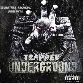 Lil C - Trapped UnderGround MellDopeAF front cover