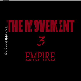 The Movement 3: Empire Big G front cover
