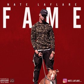 Fame Nate Laflare front cover