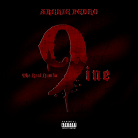 The Real Numba 9ine Archie Pedro front cover