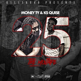 25 The Mixtape MoneyTy front cover