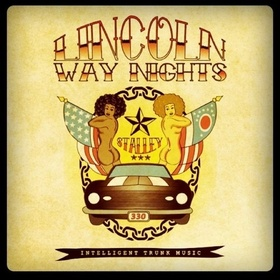 Lincoln Way Nights Stalley front cover