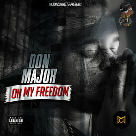 Don Major - On My Freedom TyyBoomin front cover