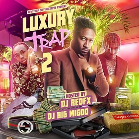 Luxury Trap 2 DJ Big Migoo front cover