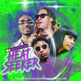 Heat Seeker (Hot TracksThis Week) DJ Ron Viper front cover
