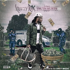 Truth Hurts Vol.1 Kreezy Rax front cover