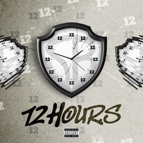 12 Hours P-Wild front cover
