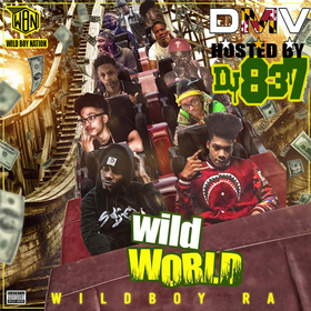 Wild World WildBoyRa front cover