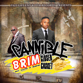 B.R.I.M Closed Casket Cannible front cover