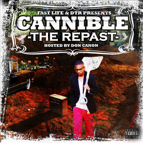 The Repast Cannible front cover
