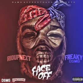 Faceoff DJ Jay T front cover