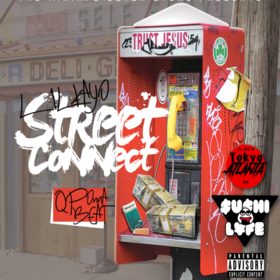 Street Connect (The Mixtape) Lil Kayo front cover