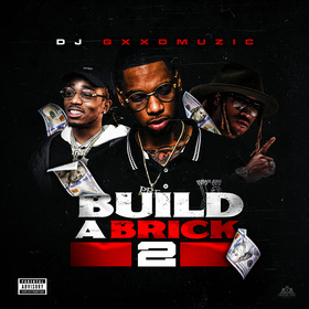 Build-A-Brick 2 DJ Gxxd Muzic front cover
